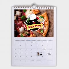 Kalenders drukken afbeelding
