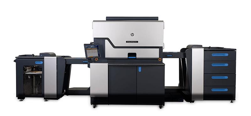 HP Indigo drukpers
