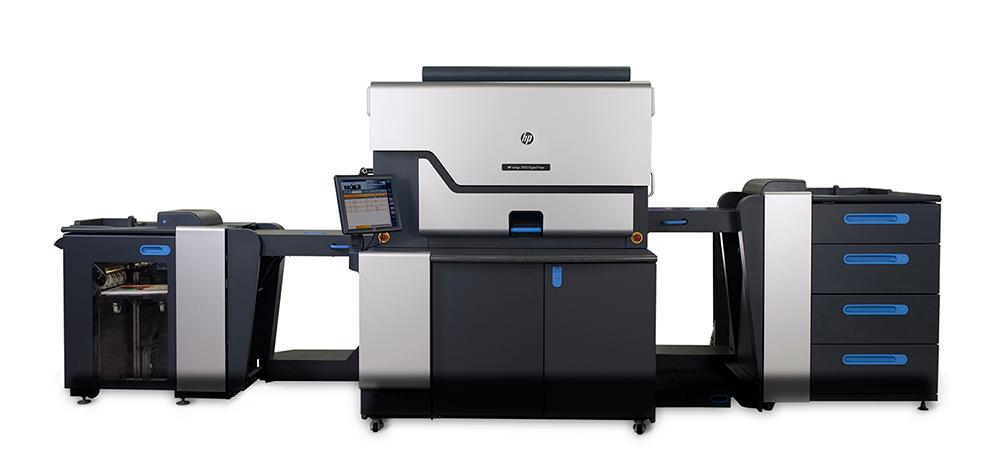 HP Indigo 7800 drukpers